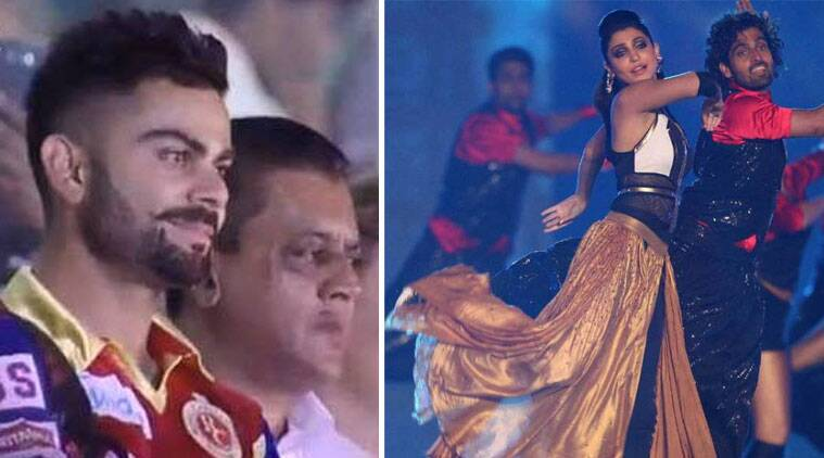 Virat Kohli Dancing With Srk