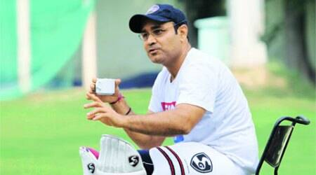 Players watch videos to find mistakes, I watch to enjoy my boundaries: Virender Sehwag