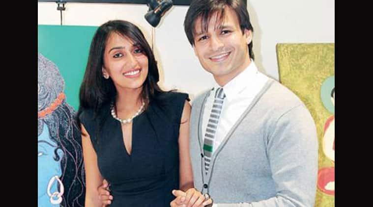 Vivek Oberoi Wife Priyanka Alva Blessed With Baby Girl