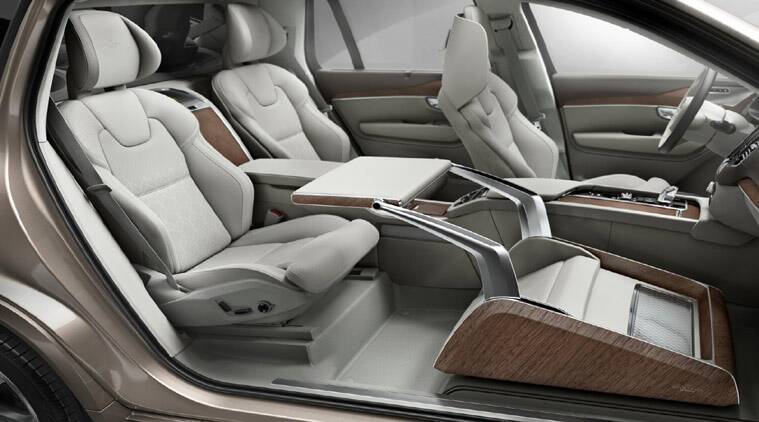 New Volvo Xc90 India Launch On The Cards The Indian Express