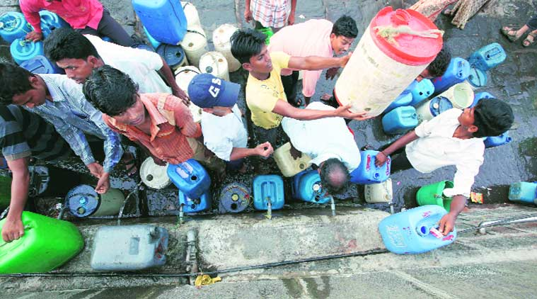 Most of the residential complexes in Kolkata and fringe areas still depend on extracted groundwater.