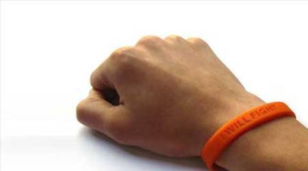 Wristband that can help tackle depression