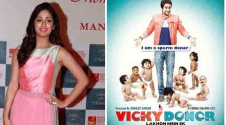 Yami Gautam looks back at 'Vicky Donor'days