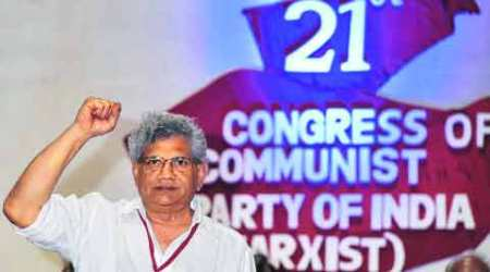 CPM old order changes, new gen sec Sitaram Yechury talks of future