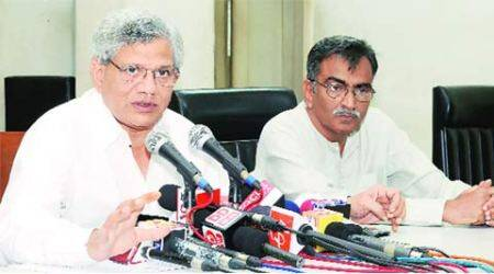 Opposition must join movement to fight Trinamool terror, Modi's communalism, says Yechury