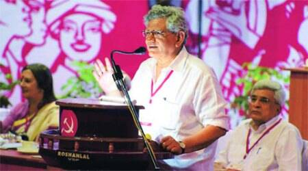 In Sitaram Yechury, state CPM sees hope for 'Bengal line'