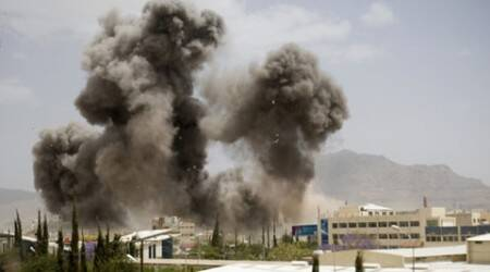 UN call for cease fire followed by intense bombing and al-Qaeda attacks in Yemen