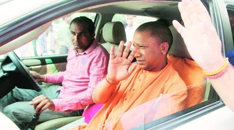 AMU, AMU terrorism, BJP MP Adityanath, Adityanath AMU, Adityanath AMU remark, Hindu Yuva Vahini, Lucknow news