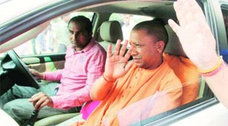 BJP MP Yogi Adityanath's outfit offers guns to Hindus in Dadri