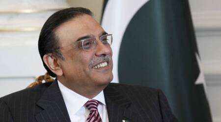 Asif Ali Zardari's close aide charged with terror financing in Pak