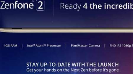 Asus Zenfone 2 with 4GB RAM listed on Flipkart, to launch on April 23