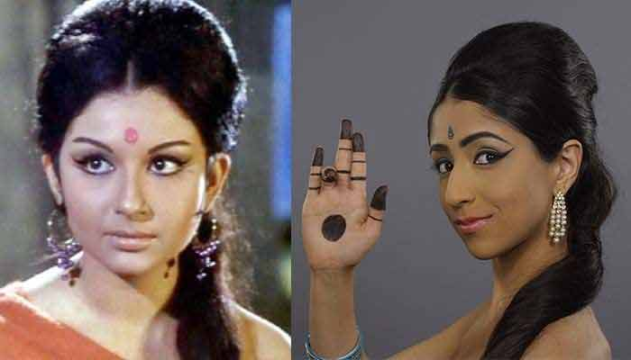 Watch Video 100 Years Of Indian Beauty Captured La Bollywood