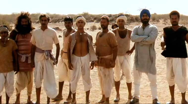 Image result for lagaan movie indian express