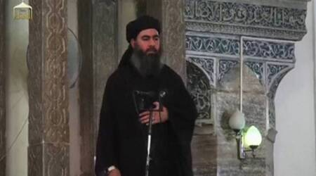 Islamic State group releases audio message purportedly from leader Abu Bakr al-Baghdadi