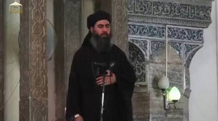 Islamic State releases purported audio message from leader Abu Bakr Al-Baghdadi