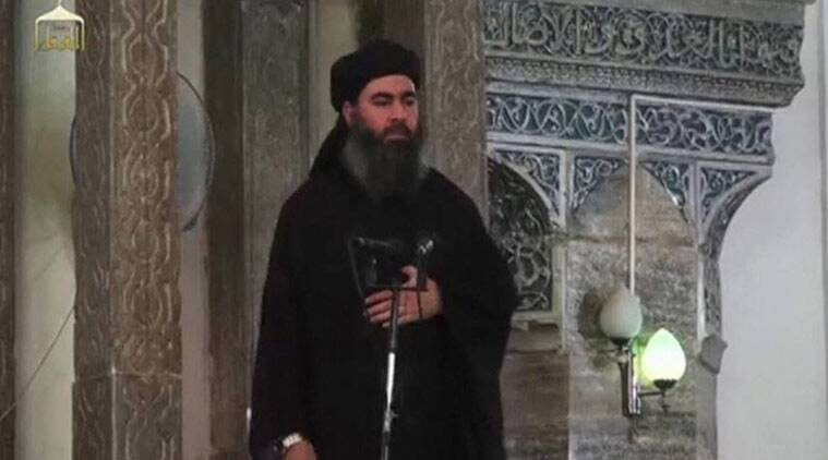 Abu Bakr al-Baghdadi, ISIS, baghdadi, ISIS chief, IS, Islamic state chief, ISIS chief Baghdadi, baghdadi Ill, Baghdadi health, al-Qaeda group, Al-Qaeda, Syria, US, US officials, Baghdadi health conditions, Iraq news, terrorism, terrorists, world news, indian express news