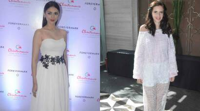 Pretty girls Aditi Rao Hydari, Kalki Koechlin