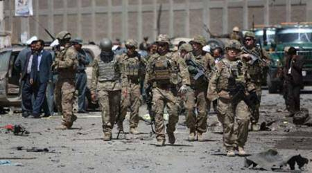 Afghanistan: Taliban attack on district headquarter in southern Uruzgan province kills7
