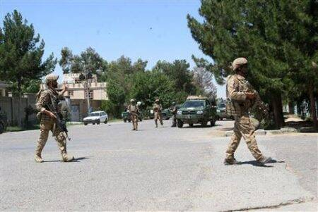 Taliban assault, Afghan police officers killed, Mohammad Ismail Hotaki, Sangin district, international news, news, afghanistan