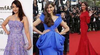 Cannes 2015: Indian beauties Aishwarya Rai, Sonam Kapoor, Katrina Kaif rule the red carpet