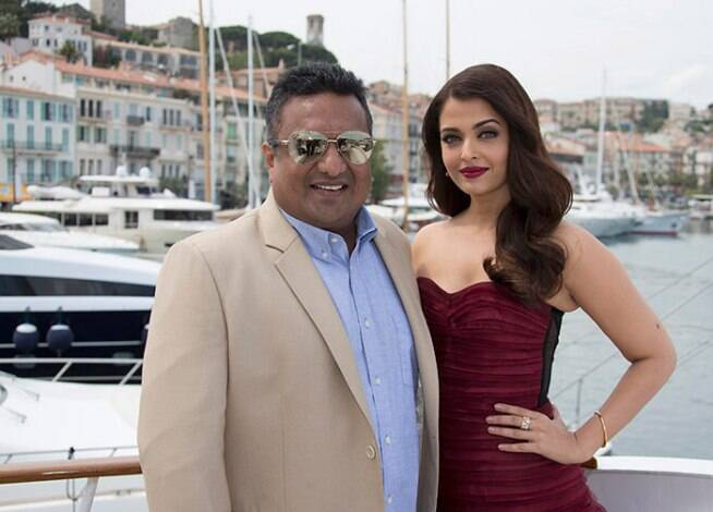 Aishwarya Rai Bachchan, Cannes 2015, Jazbaa