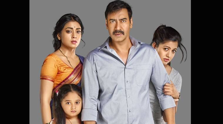 Ajay devgn turns family man for drishyam the indian express ajay devgn drishyam nishikanth kamat drishyam movie drishyam cast shriya saran altavistaventures Gallery
