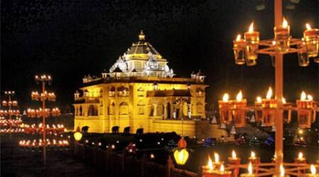 No relief for Akshardham temple on NGTfine