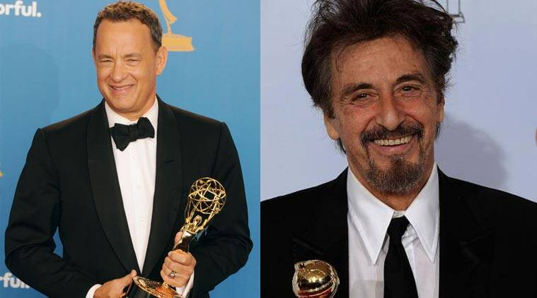 Al pacino writes a fan mail to tom hanks the indian express al pacino tom hanks m4hsunfo