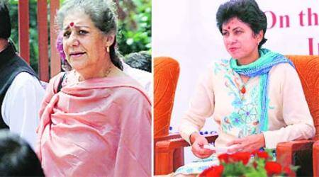 Lutyens' Bungalow row: Soni, Selja complaints sent to RS panel