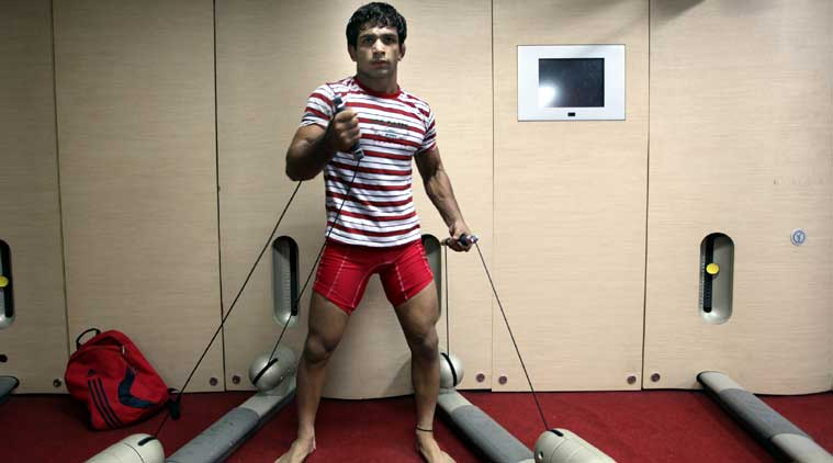 Amit Kumar Dahiya, Maharashtra Kushti League, Commonwealth Games, Asian Games, wrestling news, sports news, indian express