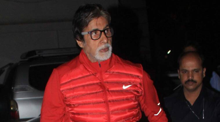 amitabh bachchan, actor amitabh bachchan, film city shooting, film city amitabh bachchan