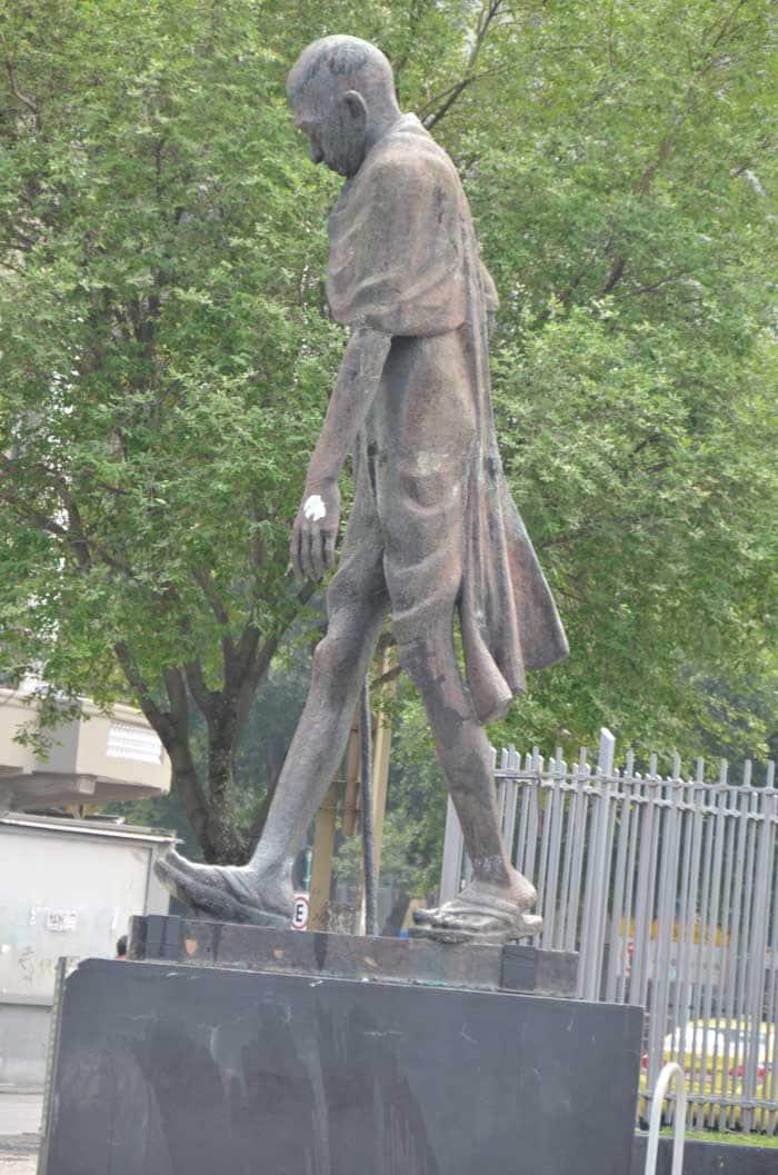 Gandhi Park (Source: Sandip Hor)