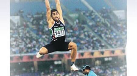 Ankit Sharma, federation cup, national games, ankit sharma athlete, athlete ankit sharma, ankit sharma news, athlete news, national games news, sports news