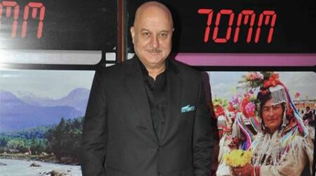 Anupam Kher completes 31 years in Bollywood