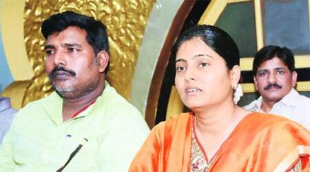 Apna dal rift: Anupriya warns party MP not to cross 'Lakshman Rekha'