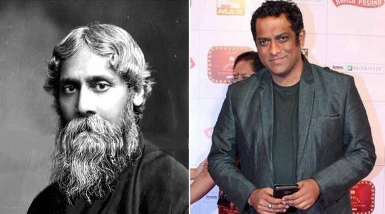 Rabindranath Tagore, Anurag Basu, rabindranath tagore 150th birth anniversary, Anurag Basu Rabindranath Tagore, Anurag Tagore Show, Anurag Tagore Short Stories, Anurag tagore Novels, Tagore Anurag Basu Show, Tagore Anurag Short Stories, Tagore Anurag Novels, Stories by Rabindranath Tagore, Chokher Bali, Charulata, Atithi, Bollywood News, Entertainment news