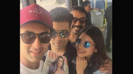 Karan Johar off to Goa with Anushka Sharma, Ranbir Kapoor
