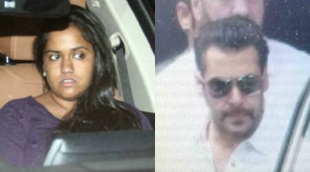 Salman Khan, Arpita Khan