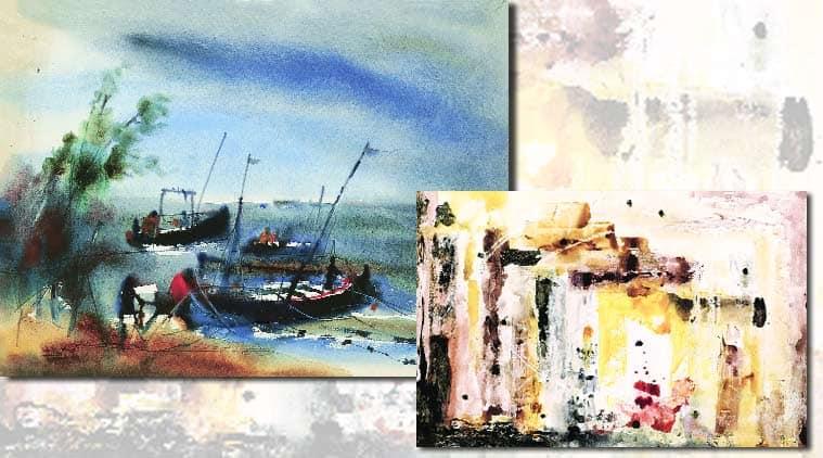 ajeya singh, ajeya singh paintings, art exhibition, painting exhibition, delhi art, delhi art exhibition, india art, india news, talk, indian express talk