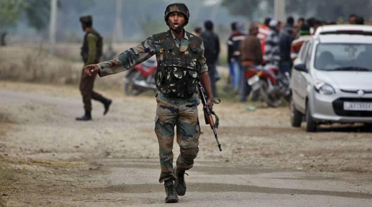 nagaland ambush, nagaland security personnel, Assam Rifles personnel, Territorial Army jawan, militant attack, jawans killed, nagaland ambush, india news, indian express