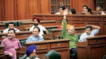 Delhi House resolution against MHA notification likely today