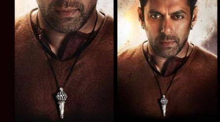 Revealed: Salman Khan's piercing eyes do the talking in 'Bajrangi Bhaijaan' poster