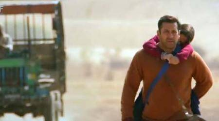 'Bajrangi Bhaijaan' teaser is all about Salman Khan, a must watch
