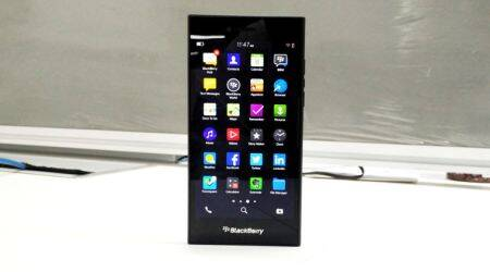 BlackBerry, BlackBerry Leap, BlackBerry Leap launch, BlackBerry Leap specs, BlackBerry Leap price, BlackBerry Leap India, smartphones, technology news