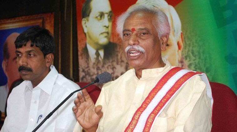 Labour Minister Bandaru Dattatreya, EPFO, Hyderabad News, Labour Ministry, Latest News, Indian express news,India news