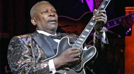 Public farewell for BB King to be held in Las Vegas on Friday