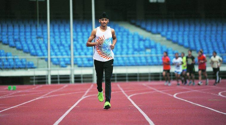 Beant Singh India, India Beant Singh, Indian athletics, National Games, Federation Cup, Beant Singh, Beant Singh Open National Championship, Asian Youth Championships Doha, indian express, sports news