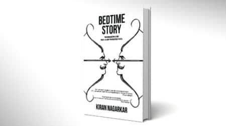 kiran nagarkar, bedtime stories, black tulip, bedtime stories book review, bollywood, bollywood book, kiran nagarkar book review, indian express book review, book review