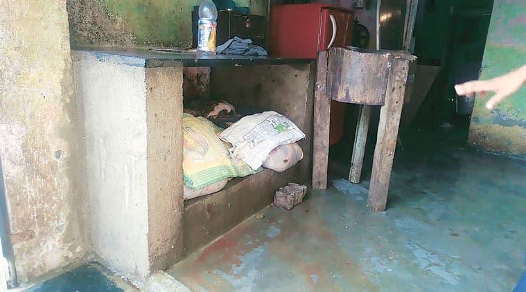 beef ban, illegal slaughter, illegal cow slaughter, worli butcher shop, mumbra butcher shop, butcher shop, mumbai news, maharashtra news, cow news, beef news, india news