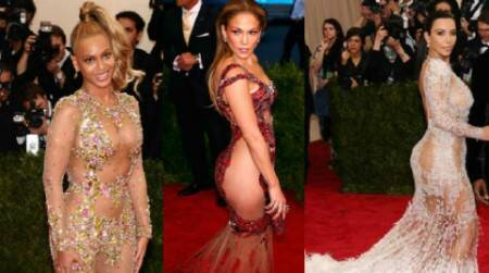 MET Gala 2015: JLo, Beyonce and Kim Kardashian are 'sheer delight'